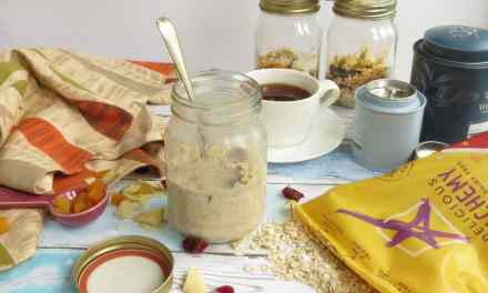 Quick Hot Porridge Oats | 7 Ready Made Gluten Free Porridge Jars