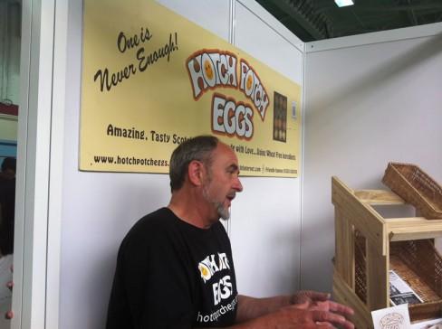 Hotch Potch Eggs stand