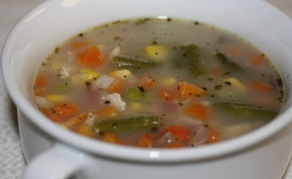 Left Over Soup