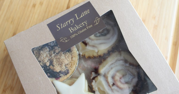 {Gluten Free Review} Starry Lane Bakery in San Diego, CA