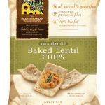 Mediterranean Snacks Lentil Chips