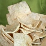 Mediterranean Lentil Chips