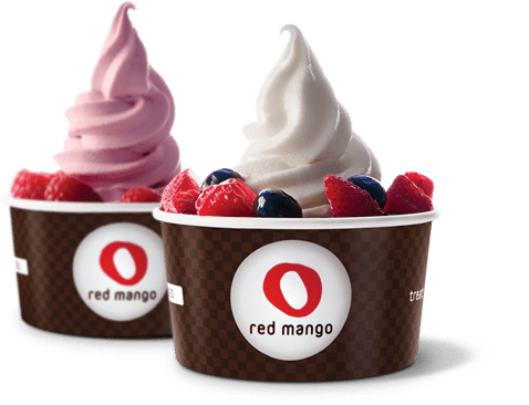 how to make mango frozen yogurt at home