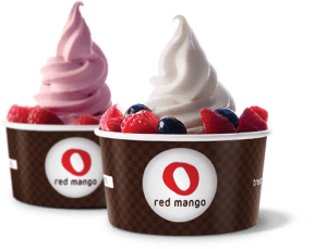 Red Mango Frozen Yogurt