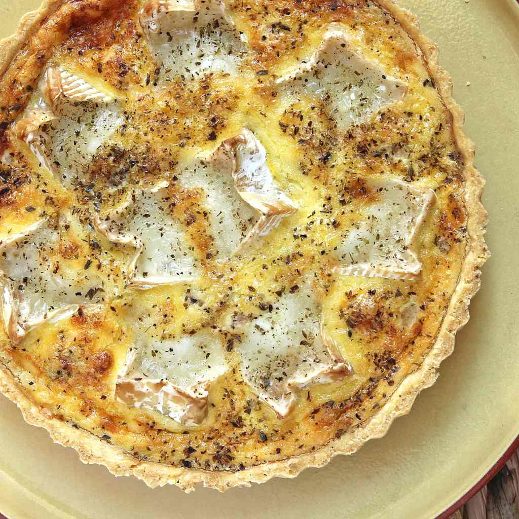 goat-cheese-quiche