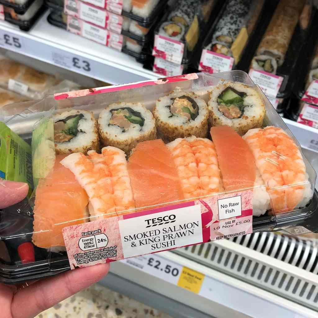 sushi-tesco