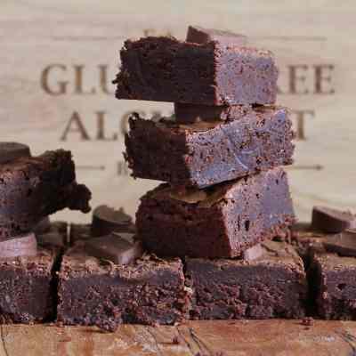Chocolate Orange Brownies (Gluten Free) – Dark and Dangerous