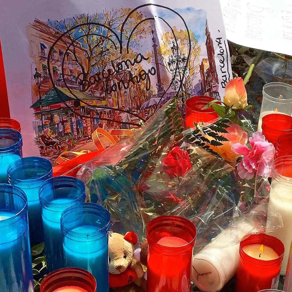 barcelona-terror-attack-tributes