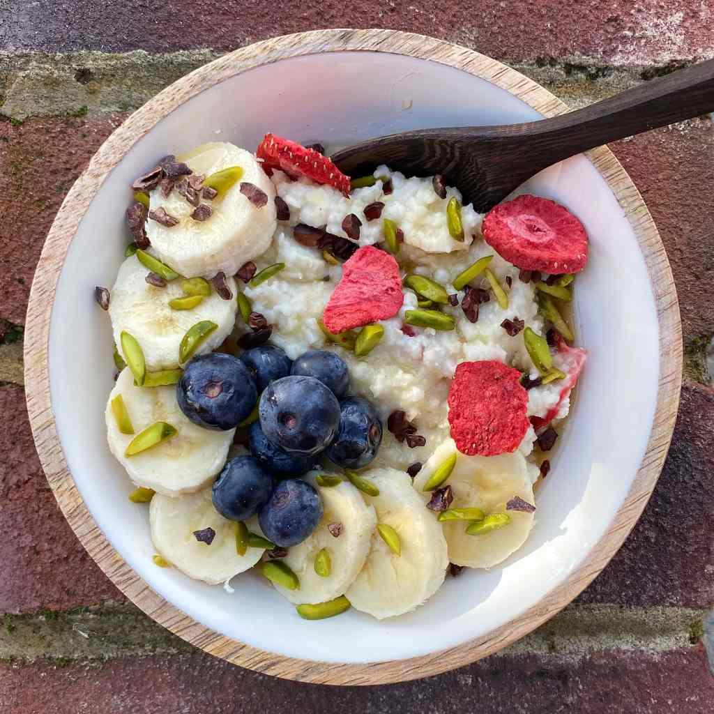 millet-porridge