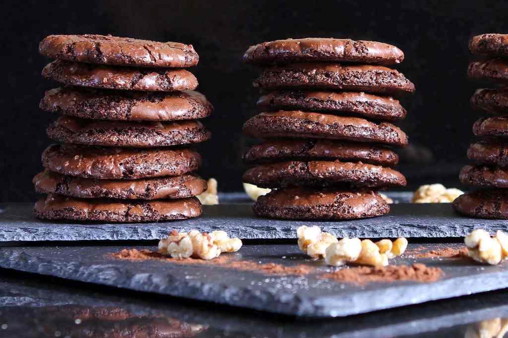 chocolate-espresso-puddle-cookies
