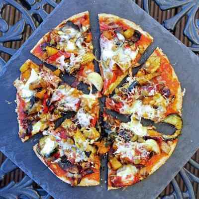 Gluten Free Crispy Pizza Base with Adriana Rabinovich