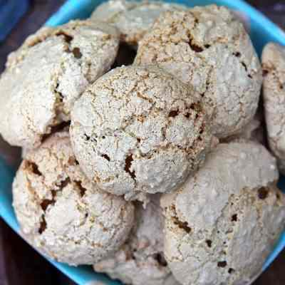 Peanut Macaroons – Sudanese Ful Sudani (3 key ingredients)