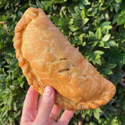 Gluten Free Cornish Pasty Recipe with the BEST Gluten Free Pastry