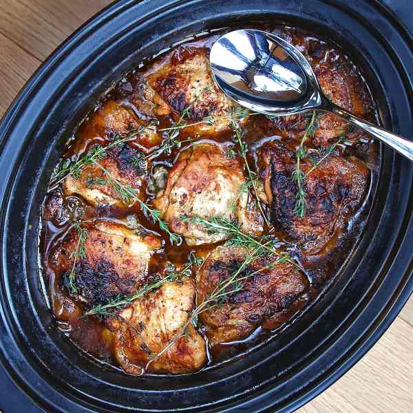 Slow Cooker Chicken Casserole – Hearty and Delicious
