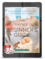 A Beginner's Guide To Living Gluten Free Cover