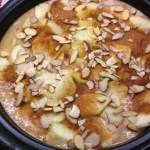 Bavarian Apple Cake 2