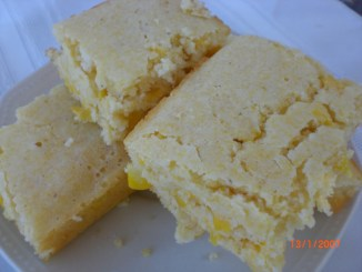 Buttermilk Cornbread 2