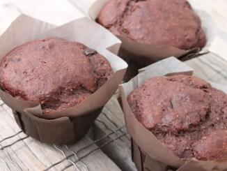 Choco Banana Muffins1