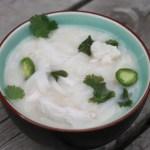 Coconut Lime Soup1