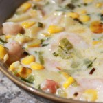 Corn Shrimp Chowder1
