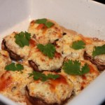 Crab Stuffed Mushrooms 2