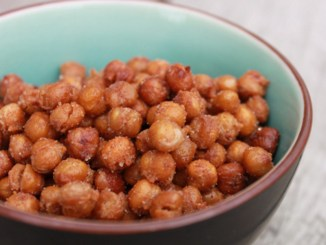 Crunchy Roasted Chickpeas2