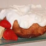 Flourless Orange Cake 3