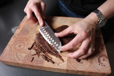 How To Make Choc Curls3