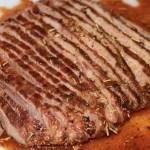 Marinated Flank Steak1