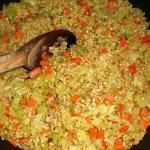 Seasoned Rice with Pecans1