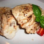 Stuffed Herb Chicken2