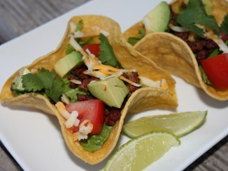 Taco Salad Bowl1