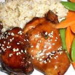 Teriyaki Chicken 2
