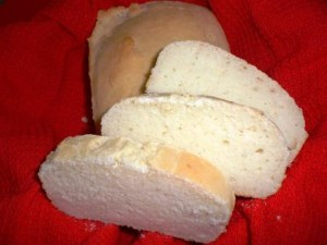 White Bread with Bean Flour 2
