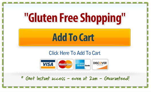 Add To Cart - Gluten Free Shopping