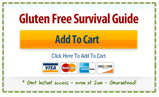 Add To Cart - The Gluten Free Survival Guide