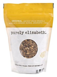 Purely Elizabeth Ancient Grain Granola, Original, 12 Ounce