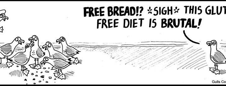 Here's some GlutenFree Humor
