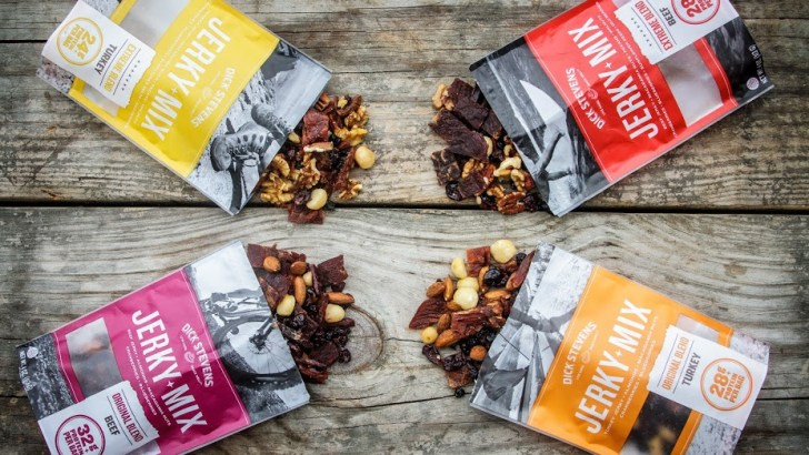 JERKY TRAIL MIX GETS A BIG THUMBS UP
