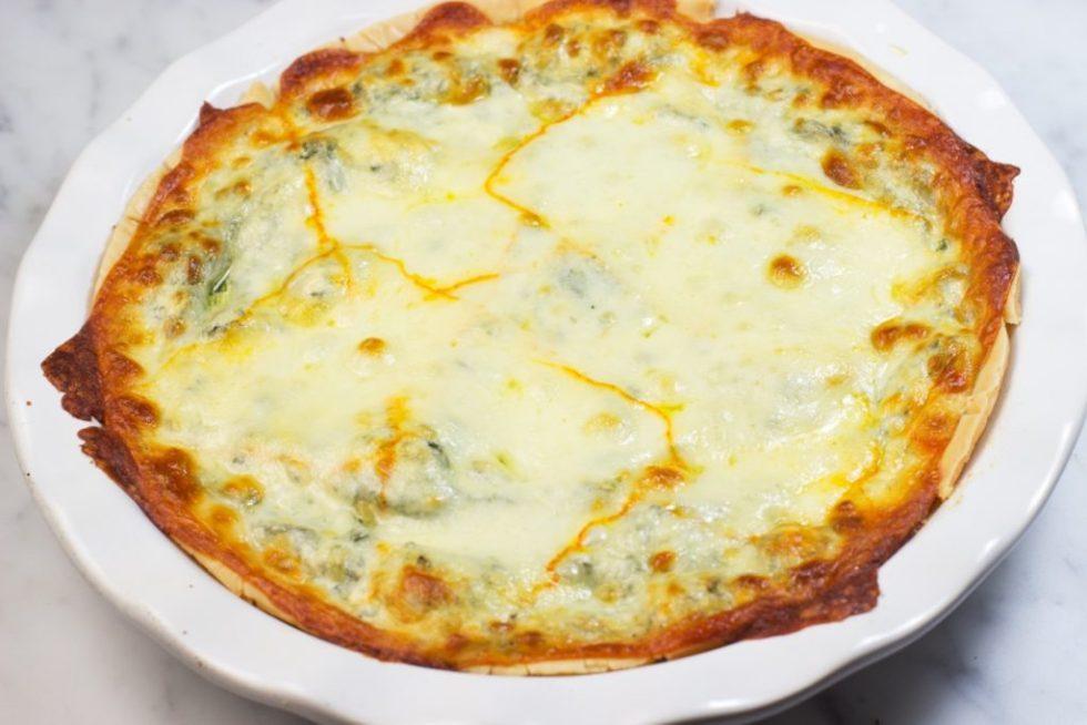 gluten free spinach pie