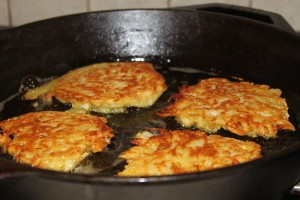 Gluten Free Potato Latkes - The Gluten Free Homestead