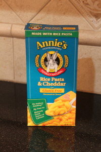 Review: Annie's Rice Pasta & Cheddar Gluten Free Macaroni & Cheese