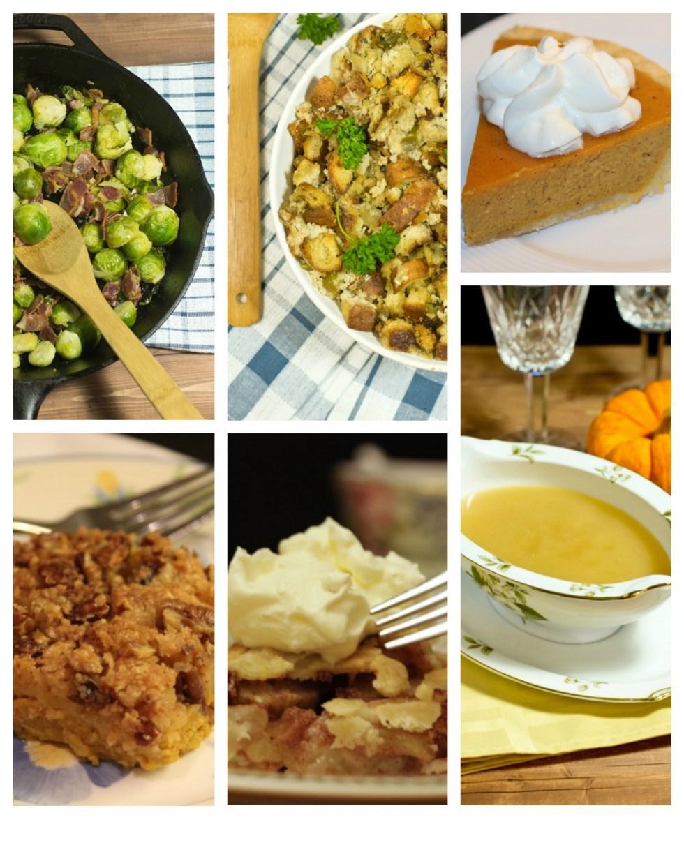6 Favorite Gluten Free Thanksgiving Recipes