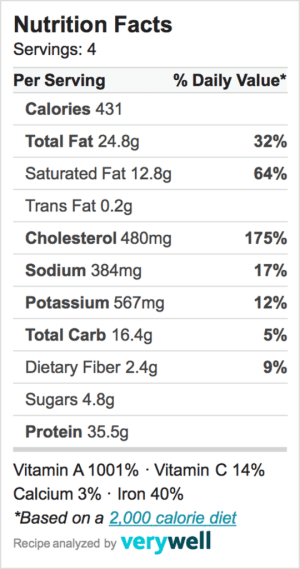 Nutrition-Label-Liver