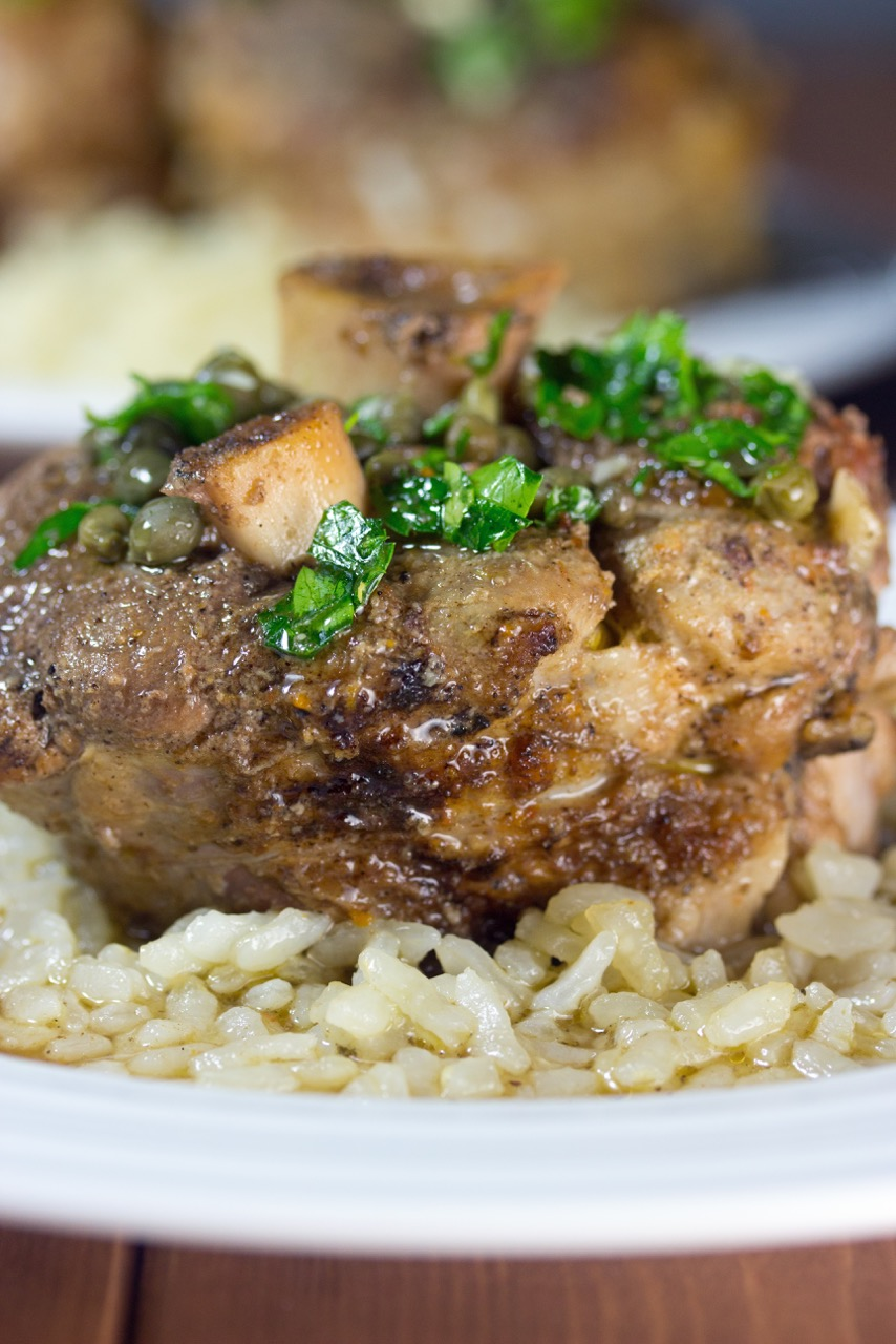 Slow Cooker Pork | Osso Buco | Slow cooker recipe | gluten free recipe | paleo recipe