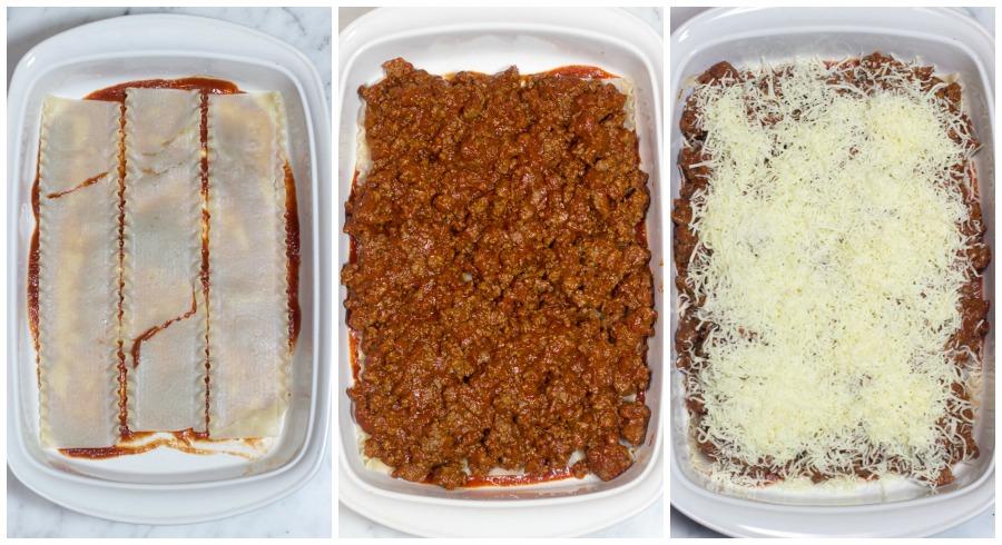 Gluten Free Classic Italian Lasagna