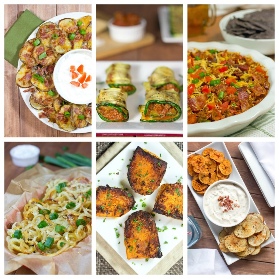 6 Gluten Free Game Day Recipes for March Madness