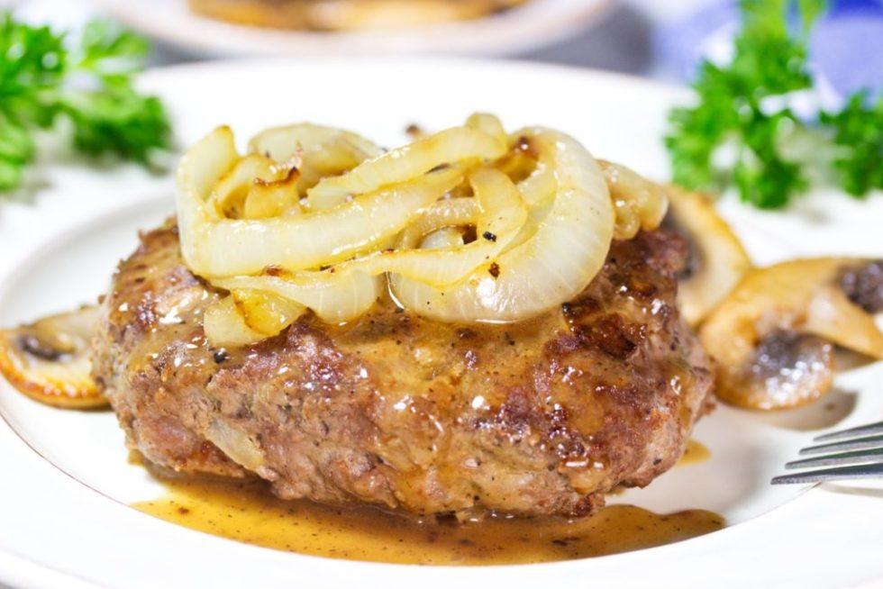 Salisbury Steak 5