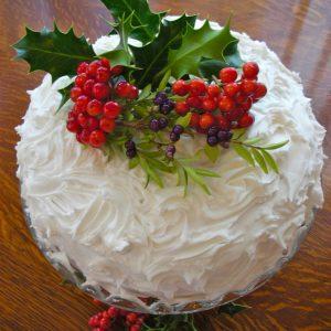 Gluten Free Christmas cake