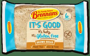 Brennans Gluten Free Brown Bread